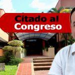 Al paredón del congreso será citado el gerente de la EMSA