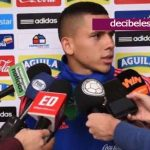 Convocado a la selección Colombia.