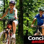 Ciclopaseos por la conciencia ambiental