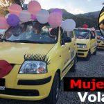 'Taxis Fem' se toma las calles de Villavicencio