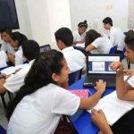 A descansar estudiantes de Villavicencio.