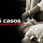 406 casos por presunto delito sexual en menores de edad en el Meta