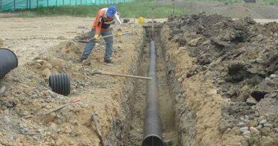 En marcha renovación de redes de acueducto para El Emporio.