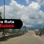 Nueva ruta rápida del transporte público Villavicencio