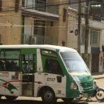 Retrasos en el servicio de transporte público colectivo hacia La Esperanza, Coralina y El Palmar