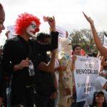 La protesta que reclama financiación para las universidades públicas