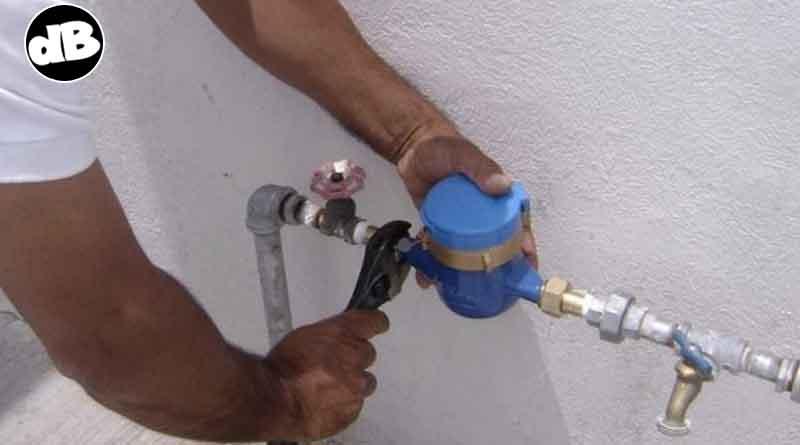 Usuarios ilegales del agua.