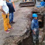 Dos meses para la entrega del alcantarillado sanitario en Los Cámbulos