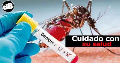 Sube las cifras de dengue en el Meta