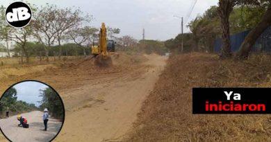 Inició el mejoramiento vial en Cabuyaro – Barranca de Upía