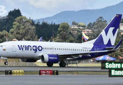 Wingo volará temporalmente en Villavicencio