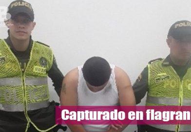 Hombre capturado por acto sexual abusivo con menor de 14 años