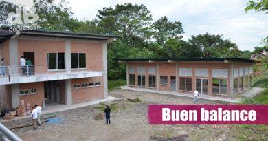 Alcalde destacó avance en obras de cuatro escuelas rurales de Villavicencio