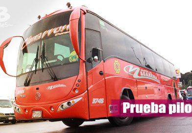Buses tipo C, primeros en viajar hacia Bogotá