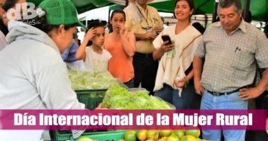 Administración Municipal resaltó la labor de la Mujer Rural, hoy, en la conmemoración de su día