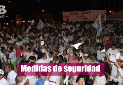 Gobernación del Meta y fuerza pública adoptan medidas para garantizar normalidad en marcha de este jueves