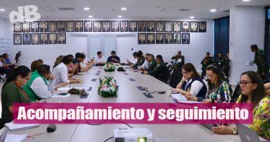 Gobernación del Meta lideró sesión del Consejo Departamental de Derechos Humanos en Villavicencio