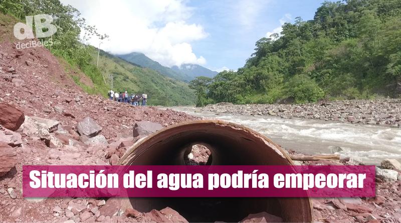 En enero, ¿sequía absoluta en Villavicencio?