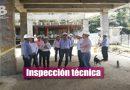 Villavivienda inspeccionó obras del Megacolegio y CDI de La Madrid