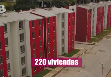 Mañana el turno de estrenar  viviendas será para San Martín