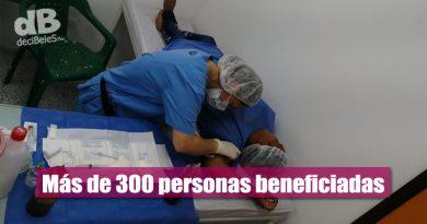 ESE Meta y patrulla aérea colombiana brindaron durante dos días atención médica quirúrgica en Mapiripán