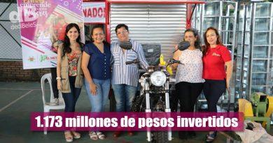 La Gobernación del Meta entregó unidades de emprendimiento a mujeres de siete municipios