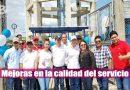 La gobernadora Marcela Amaya inauguró la modernización del acueducto de San Carlos de Guaroa