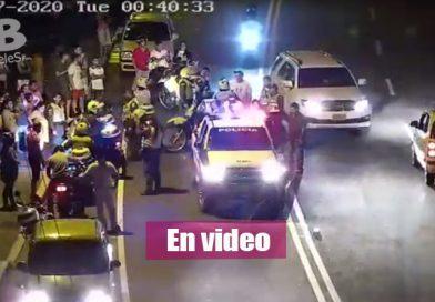 Policía frustró el hurto a dos ciudadanos de Villavicencio