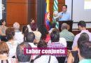 """""""Trabajaremos de la mano con los alcaldes en nuestros planes de desarrollo"""": gobernador del Meta"""