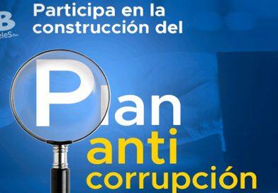 Participa en la construcción del Plan Anticorrupción 2020