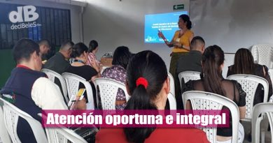 Prevención de la violencia de género, una prioridad para la administración municipal