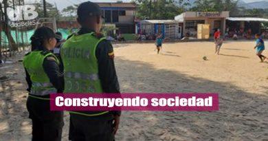 'Goles en Paz', la estrategia de la Policía para mejorar la convivencia ciudadana