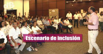 Población en condición de discapacidad y adultos mayores, serán incluidos en el plan de desarrollo