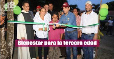 Juan Guillermo Zuluaga inauguró nueva Granja Biosegura para adultos mayores de Restrepo