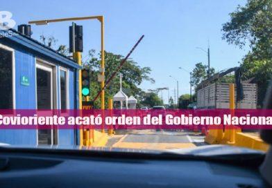Suspenden cobro de peajes en el corredor vial Villavicencio – Yopal