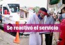 Los cumaraleños ya cuentan con transporte público que los comunica con Villavicencio