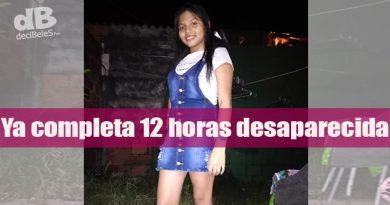 Desaparece joven de 14 años en Villavicencio