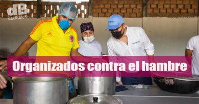 Fogones comunitarios, la iniciativa de los barrios para afrontar la crisis por Covid-19
