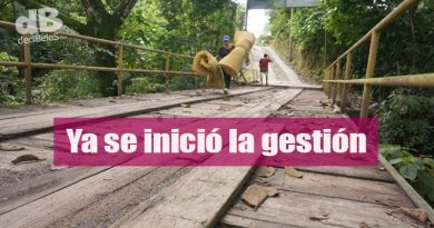 Comunidad de Mesetas tendrá puente de placa en concreto