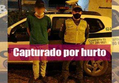Capturan hombre mediante orden judicial en Villavicencio