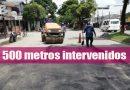 Secretaría de Infraestructura recupera las vías en Ciudad Porfía