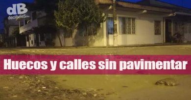 Ciudadanía denuncia huecos en varias vías de Villavicencio