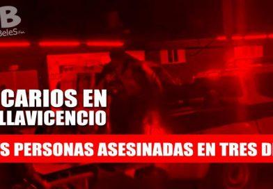 Villavicencio atraviesa preocupante ola de violencia
