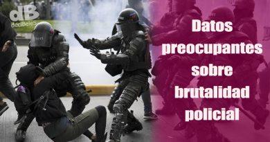 23 Colombianos han muerto a manos de la Policía en 2020, según una ONG