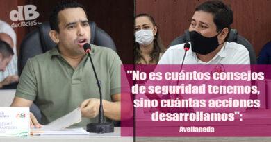 Diputados 'le cantaron la tabla' al secretario de Gobierno departamental, Víctor Bravo