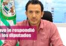 Ante la Asamblea, Víctor Bravo 'puso la cara' por el Gobierno de Zuluaga