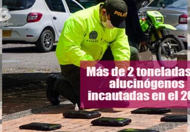 Desarticulada otra banda de expendedores en Villavicencio