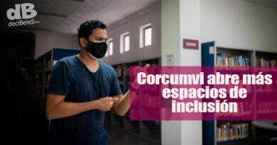Corcumvi hará talleres de lengua de señas y club de lectura para población sorda