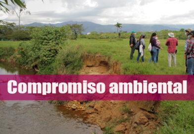 Cormacarena le apuesta a restaurar el humedal Kirpas Pinilla La Cuerera