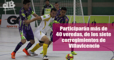 Este 21 de noviembre inicia el Torneo Relámpago Interveredal de Fútbol de Salón